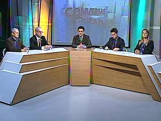 Conversas Cruzadas - Debate sobre a alta do dólar, o aumento de impostos e o impacto no bolso do consumidor - Bloco 1 - 25/09/2015