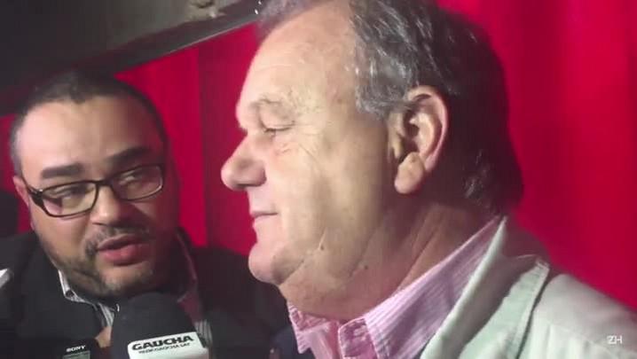 Piffero fala sobre Carvalho e projeta 2016