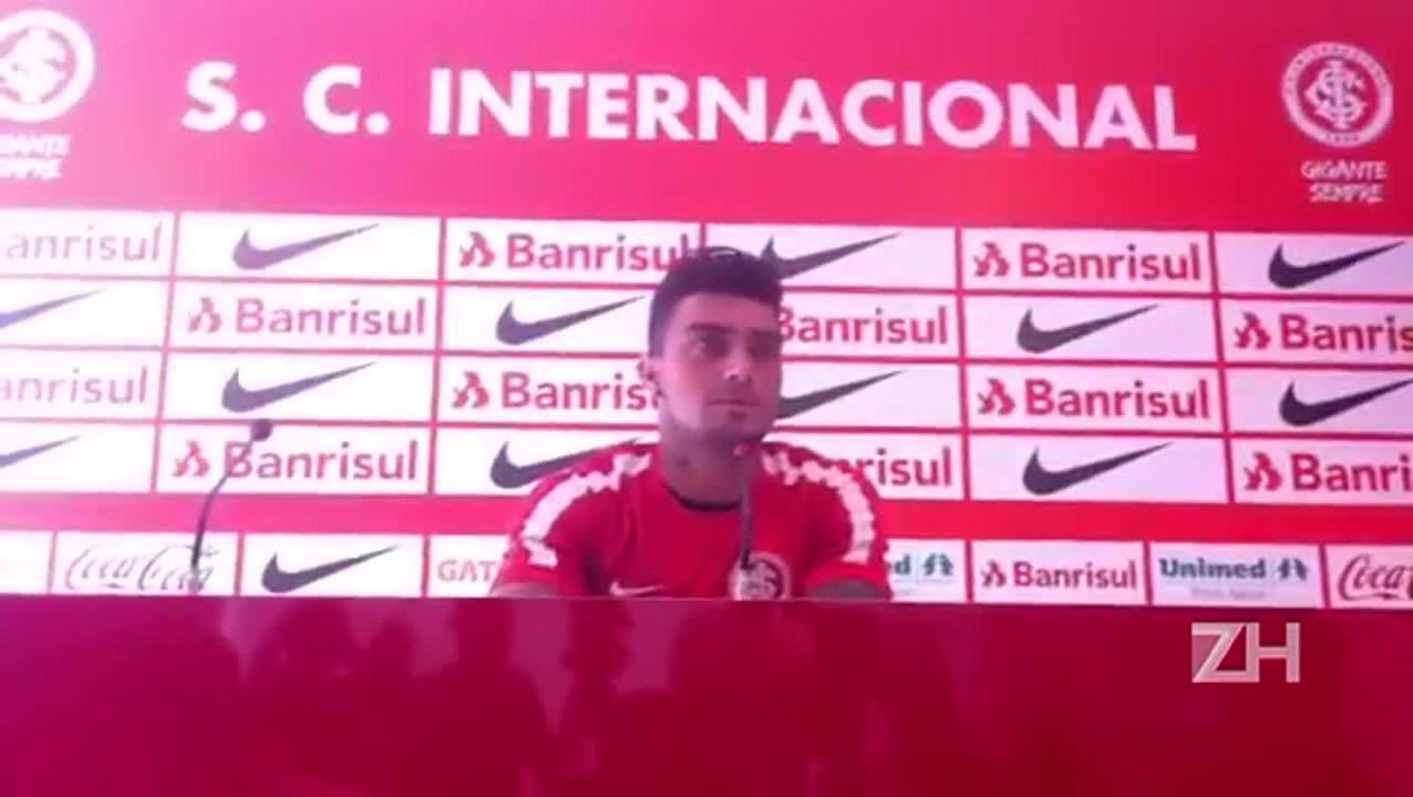 """Paulo Cézar Magalhães: \""""A intensidade aqui é diferente\"""""""