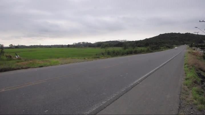 Os Perigos da SC-108 (rodovia do arroz)