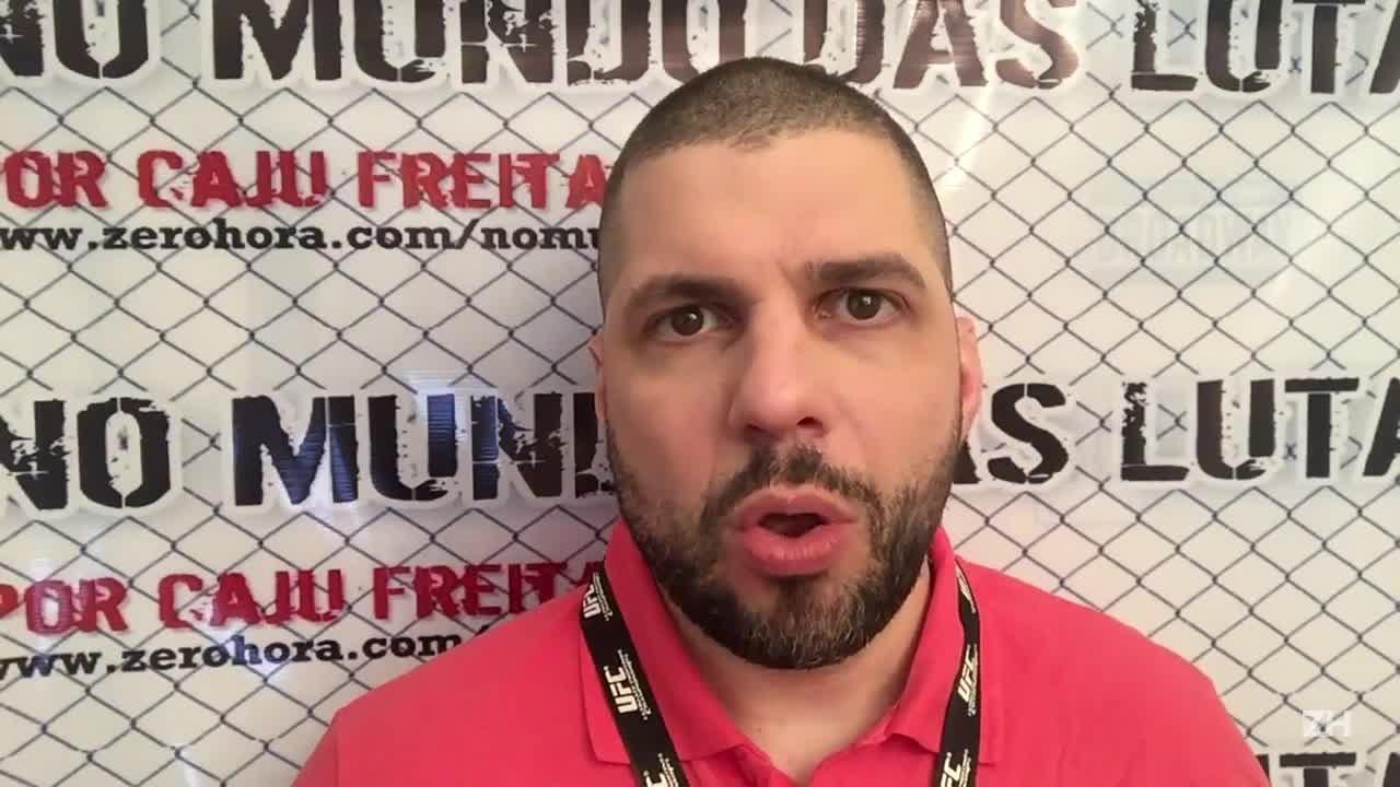 Caju Freitas: Jon Jones teve uma atuação decepcionante