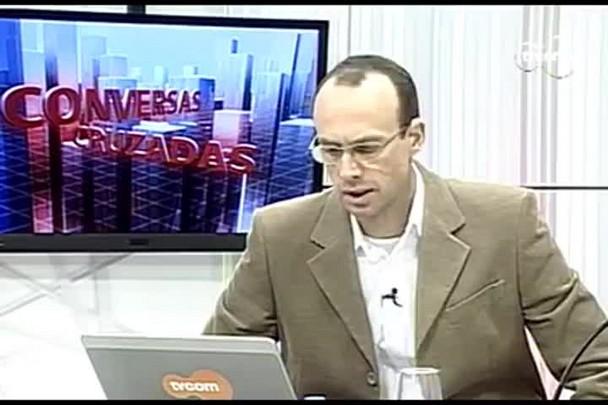 TVCOM Conversas Cruzadas. 2º Bloco. 21.07.16