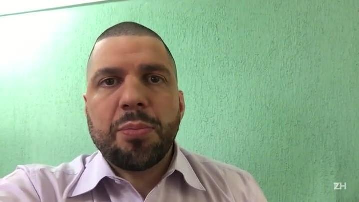 """Caju Freitas: \""""O pior UFC de todos os tempos\"""""""