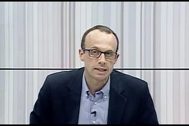 TVCOM Conversas Cruzadas. 1º Bloco. 01.08.16