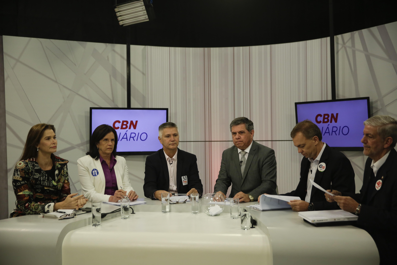 Ana Paula Bittencourt comenta o primeiro debate com os candidatos à Prefeitura de Florianópolis