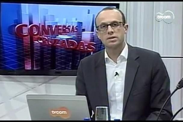 TVCOM Conversas Cruzadas. 2º Bloco. 22.09.16