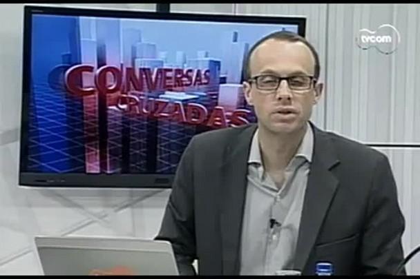 TVCOM Conversas Cruzadas. 4º Bloco. 23.09.16