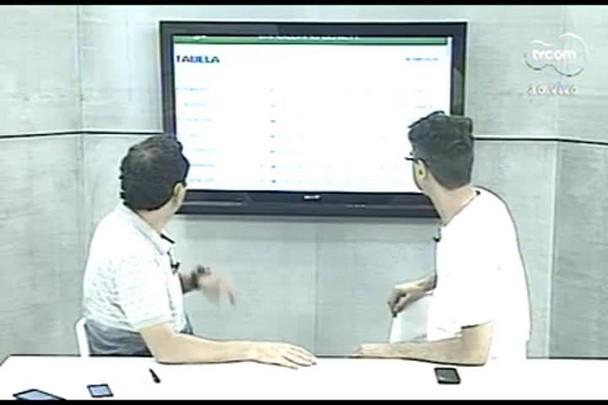 TVCOM Esportes. 2º Bloco. 23.09.16