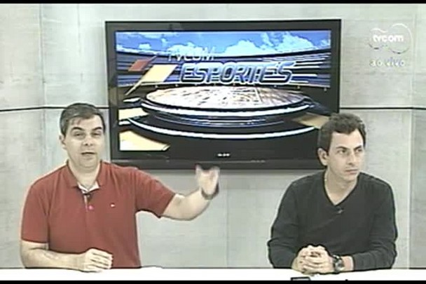 TVCOM Esportes. 4º Bloco. 13.10.16