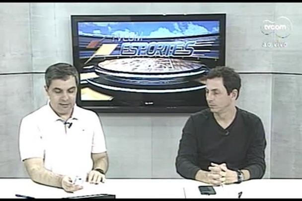 TVCOM Esportes. 4º Bloco. 18.10.16