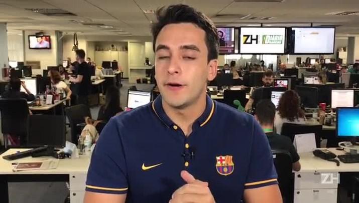 Marcos Bertoncello comenta o histórico de Veranópolis x Grêmio