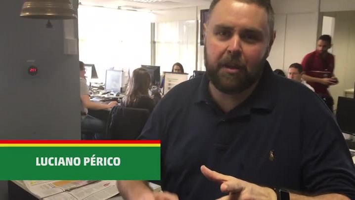 Pedro Ernesto Denardin apresenta o novo colunista do Diário Gaúcho