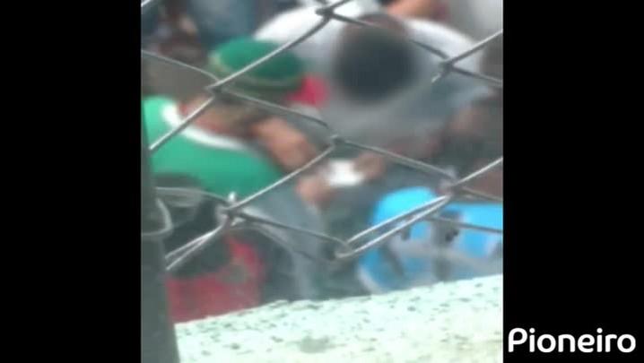 Presos são flagrados usando drogas dentro do presídio de Bento Gonçalves