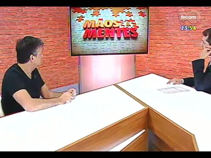 Mãos e Mentes - José Pedro Goulart - Bloco 3