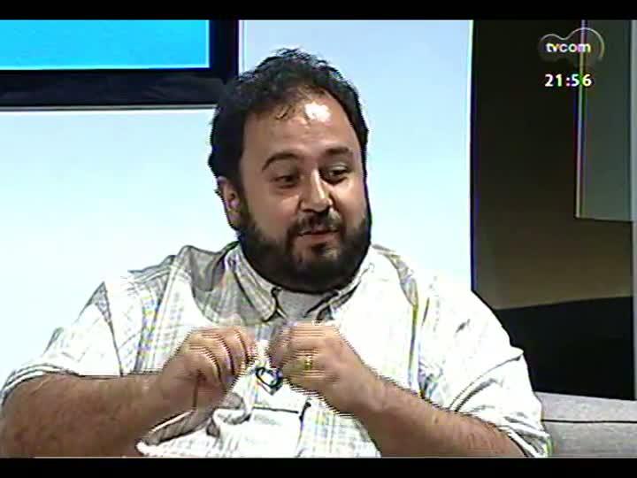 TVCOM Tudo Mais - Dica de livros: destaque para Mário Quintana