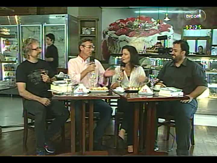 Café TVCOM - 23/02/2013 - Bloco 1 - Lançamento da programação do Fronteiras do Pensamento