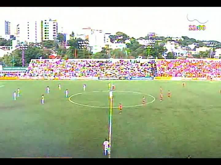 Bate Bola - Goleada de 5x0 do Inter sobre o São Luiz em Ijuí - Bloco 4 - 10/03/2013