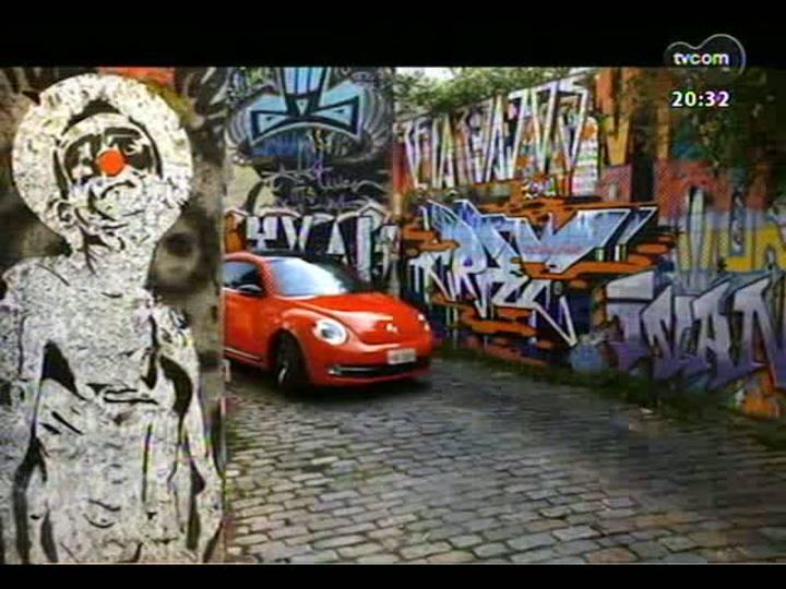 Carros e Motos - Reestreia de um modelo que é paixão nacional: o Fusca - 31/03/2013 - Bloco 1