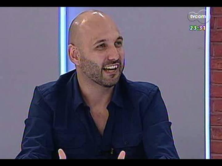 Mãos e Mentes - Especialista em Marketing e Branding em Ambientes Digitais e cientista-chefe na Pong Dynasty, Ricardo Cappra - Bloco 1 - 09/04/2013