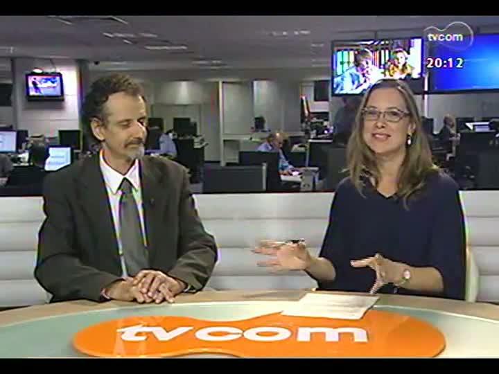 TVCOM 20 Horas - Mais informações sobre a Rodovia do Progresso - Bloco 2 - 10/04/2013