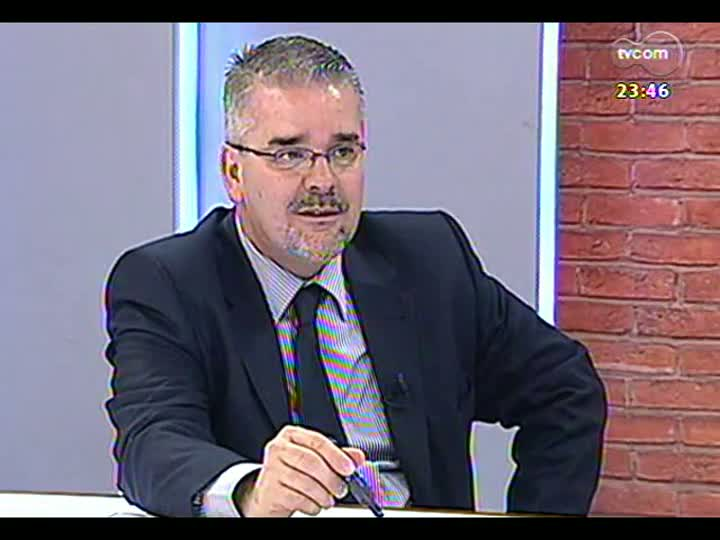 Mãos e Mentes - Diretor de comunicação do Tribunal de Contas do RS, Marcos Rolim - Bloco 2 - 16/04/2013
