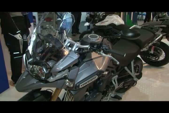 Carros e Motos - Edição especial no Salão de Motos de Porto Alegre - Bloco 3 - 02/06/2013