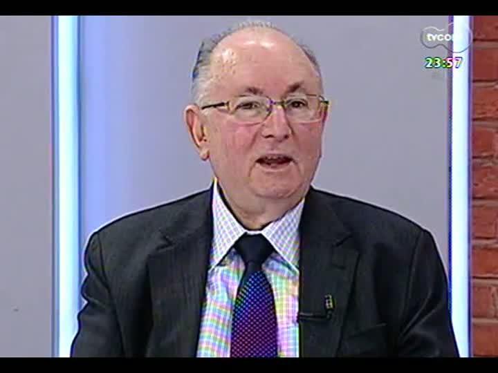 Mãos e Mentes - Presidente do Secovi RS e Agademi, Moacyr Schukster - Bloco 3 - 03/06/2013