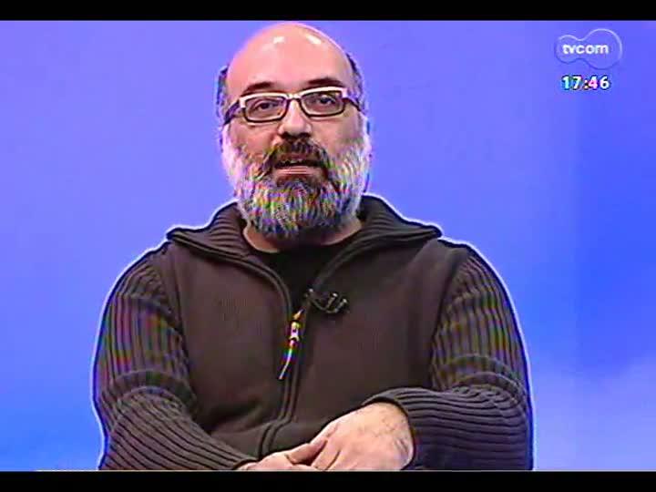Programa do Roger - Sérgio Bacellar fala sobre o Festival do Teatro brasileiro - bloco 1 - 25/07/2013