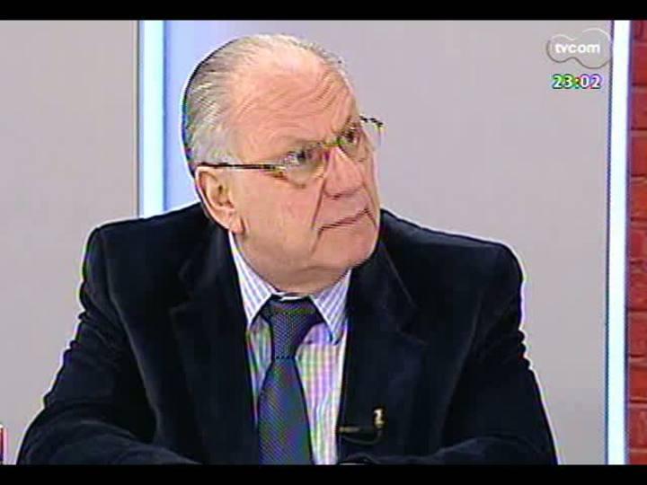 Mãos e Mentes - Presidente do Sindicato Médico do RS, Paulo de Argollo Mendes - Bloco 1 - 25/08/2013