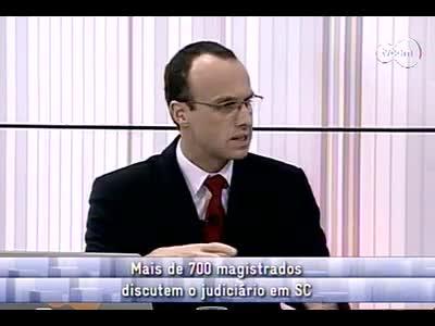 Conversas Cruzadas - Encontro de Magistrados em Santa Catarina - 3º bloco - 25/10/2013