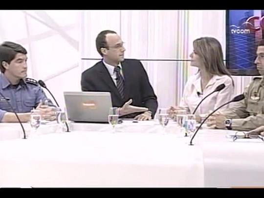 Conversas Cruzadas - 2o bloco - Análise de trânsito - 5/12/2013