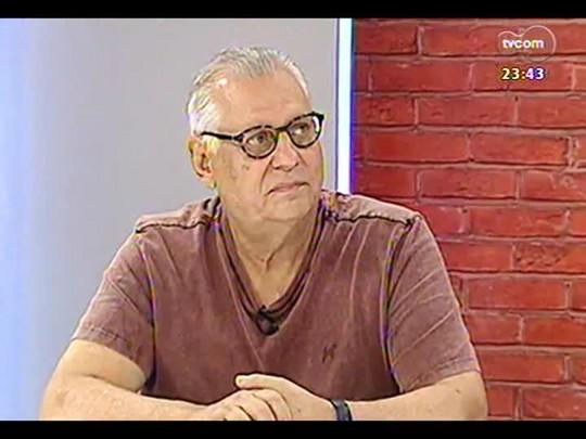 Mãos e Mentes - Secretário executivo da Agência Brasileira Antidoping Eduardo de Rose - Bloco 2 - 08/01/2014