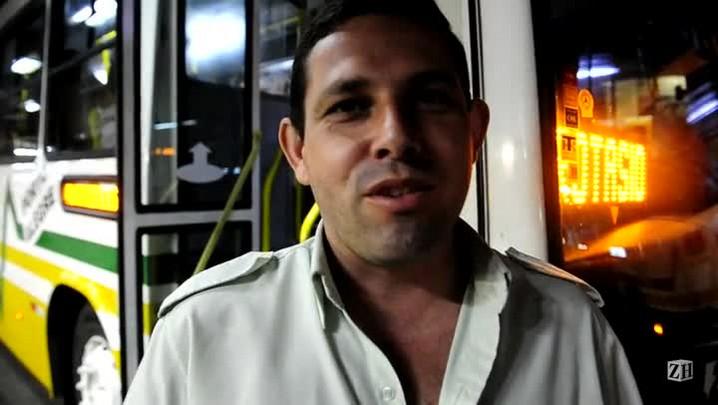 Motorista de ônibus fala sobre o fim da greve