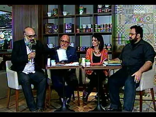 Café TVCOM - Conversa sobre música - Bloco 3 - 03/05/2014