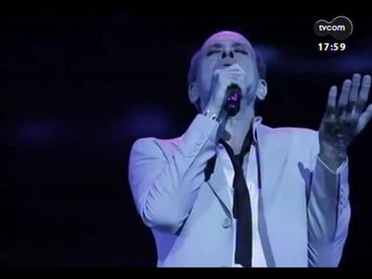 Programa do Roger - \'Olho Nu\' + Banda El Rei - Bloco 2 - 07/07/2014