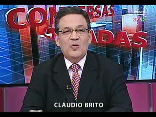 Conversas Cruzadas - A derrota do Brasil na Copa do Mundo - Bloco 1 - 08/07/2014