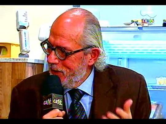 Café TVCOM - Conversa sobre literatura, diretamente do Natureba - Bloco 4 - 26/07/2014