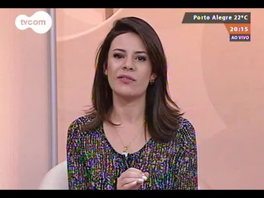 TVCOM 20 Horas - Ministério Público vai estudar alternativas para o Plano de Resíduos Sólidos - Bloco 2 - 22/08/2014