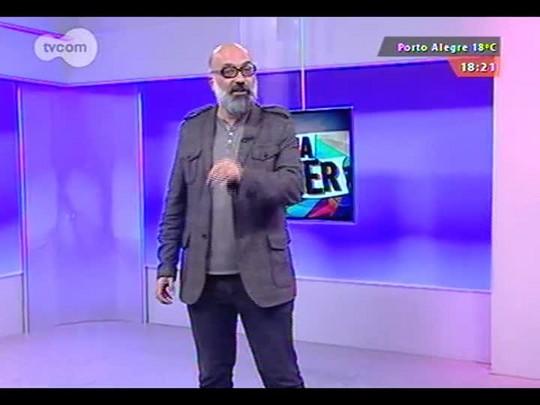 Programa do Roger - Ivan Pinheiro Machado, artista - Bloco 4 - 12/09/2014