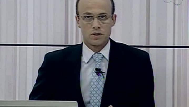 Conversas Cruzadas - Entrevista com Candidato ao Senado Paulo Bornhausen (PSB) - 1ºBloco - 24.09.14