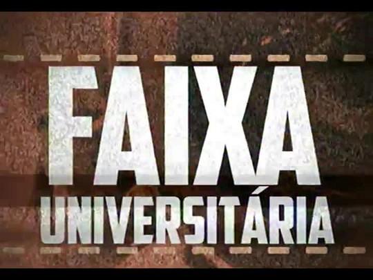 Faixa Universitária - No \'Papo Faixa\', confira uma conversa com Daniela Ungaretti