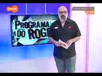Programa do Roger - Músicos Edu Martins e Paulinho Fagundes - Bloco 1 - 03/12/2014