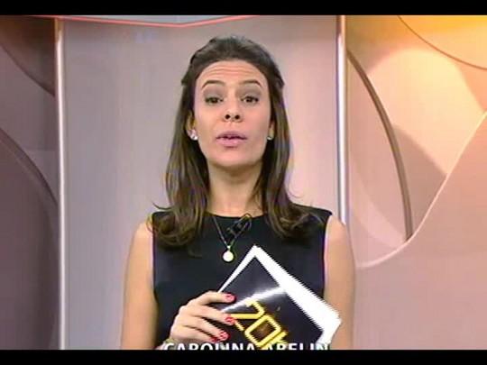 TVCOM 20 Horas - As informações do trânsito na saída de Porto Alegre - 26/12/2014