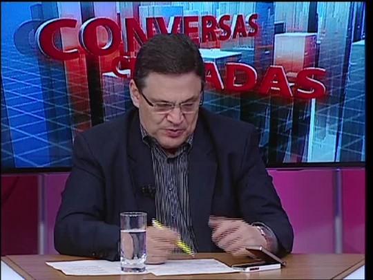 Conversas Cruzadas - Apagão: os problemas no déficit de energia - Bloco 3 - 19/01/15