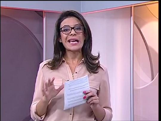 TVCOM 20 Horas - EPTC analisa pedido de reajuste nas passagens - 04/02/15