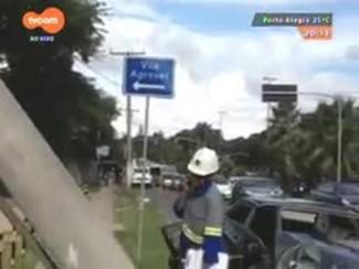 TVCOM 20 Horas - Acidente deixa seis feridos em Porto Alegre - 05/03/2015