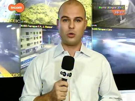 TVCOM 20 Horas - Feriadão: movimentação na rodoviária para feriado de páscoa é 20% menor em relação ao de 2014 - 02/04/2015
