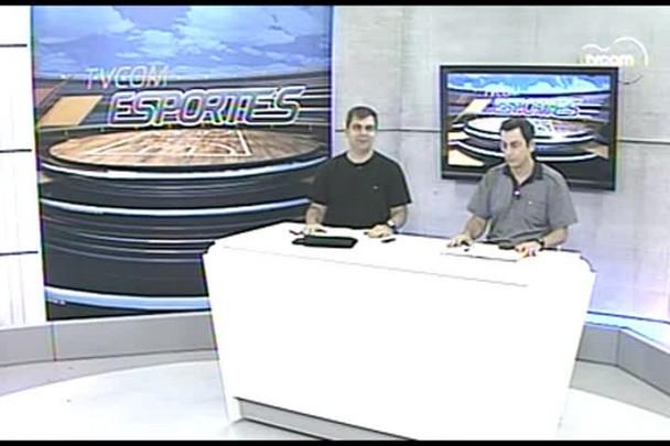 TVCOM Esportes - 1º Bloco - 15.04.15