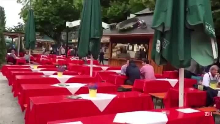 Sartori encerra visita à Alemanha