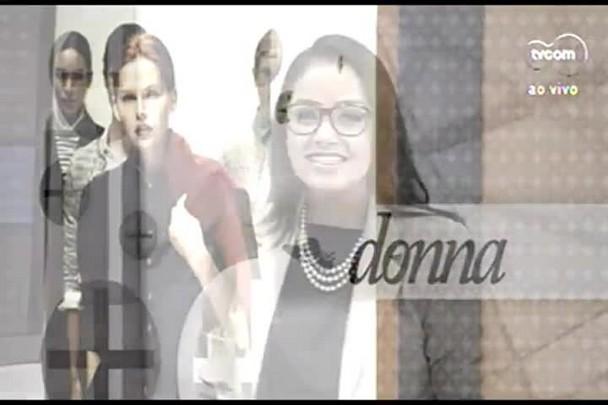 TVCOM Tudo+ - Quadro Donna - Consultora de imagem ensina como fazer boas compras em liquidação - 25.06.15